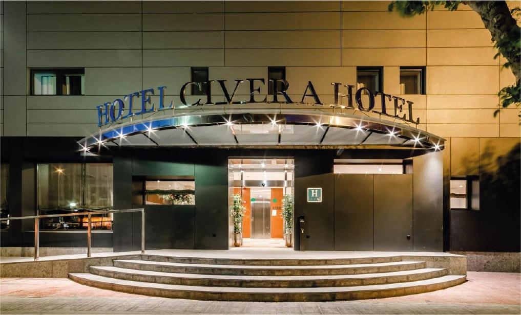 HOTEL CIVERA 2**