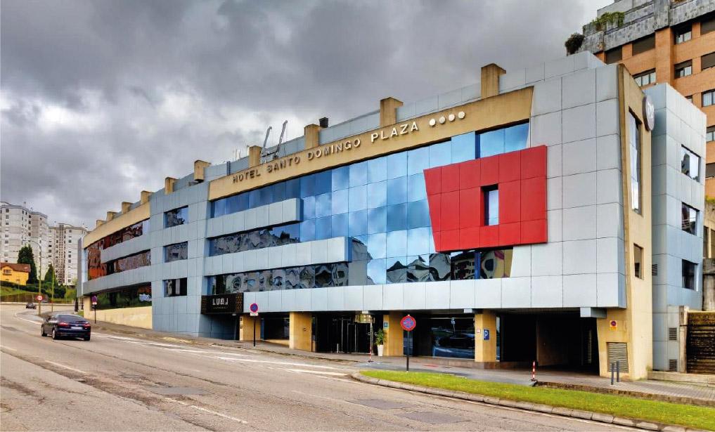 Oca Santo Domingo Plaza ****